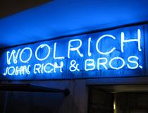 WOOLRICH VISUAL MERCHANDISING