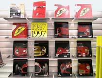 FERRARI VISUAL MERCHANDISING