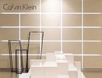 CALVIN KLEIN ACCESSORIES SHOWROOM